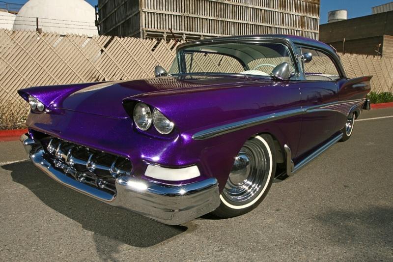 Ford 1957 & 1958 custom & mild custom  - Page 3 10826310