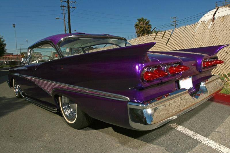 Ford 1957 & 1958 custom & mild custom  - Page 3 10826311