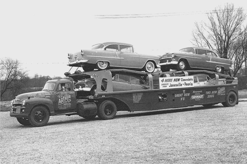 Transport de véhicules. 10845911