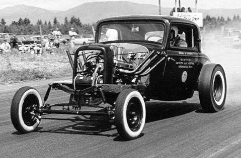 1950's & 1960's hot rod & dragster race - Page 2 10846010
