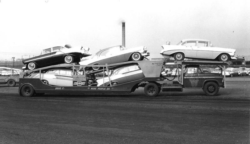 Transport de véhicules. 10848012