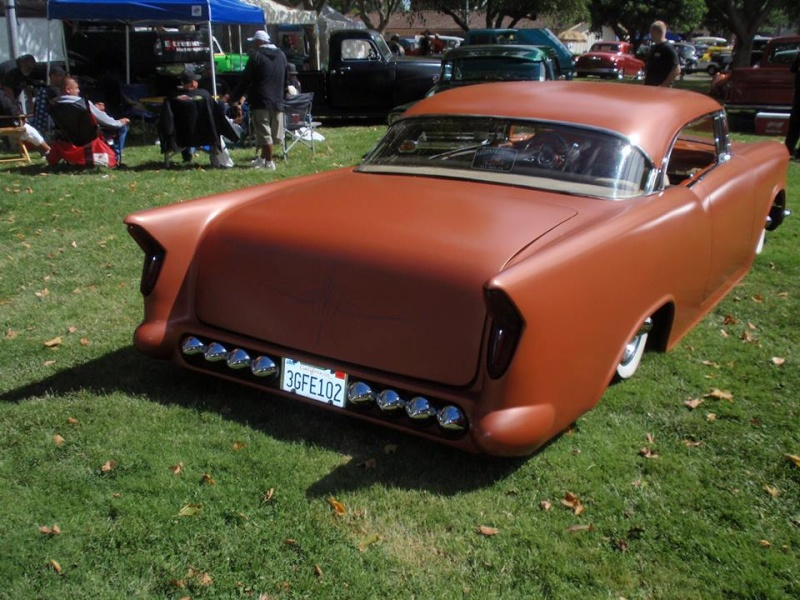 Pontiac 1955 - 1958 custom & mild custom 10857910