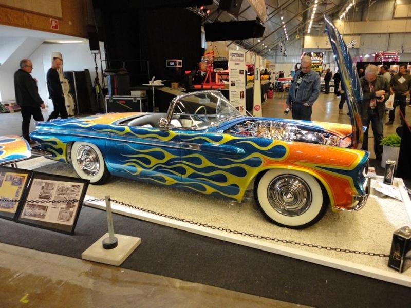 1955, '56 and '57 T-Bird custom & mild custom 10858510