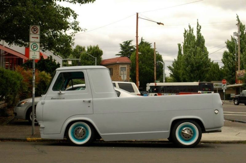 Ford Econoline 1961 - 1967 10881513