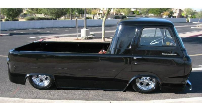 Ford Econoline 1961 - 1967 10885112