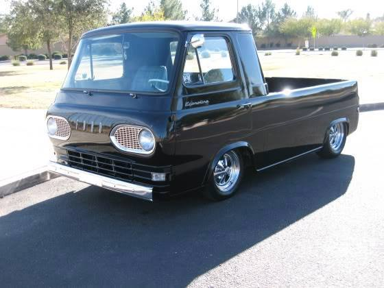Ford Econoline 1961 - 1967 10885512
