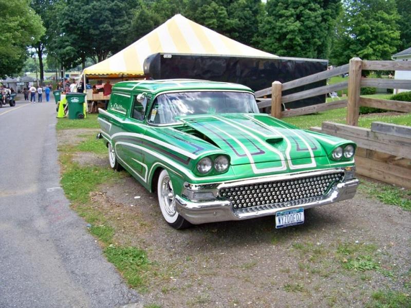 Ford 1957 & 1958 custom & mild custom  - Page 5 10888610
