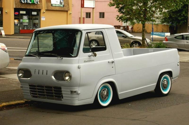 Ford Econoline 1961 - 1967 10891610