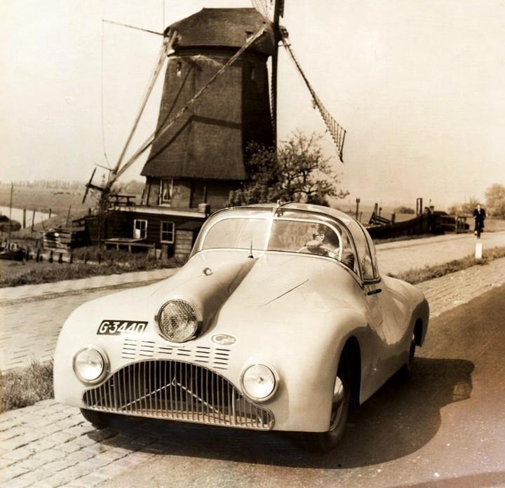 Gatford/Gatso - streamliners from the Netherlands - 10891611