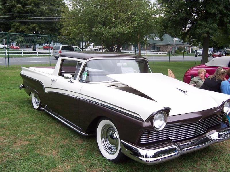 Ford 1957 & 1958 custom & mild custom  - Page 5 10891612