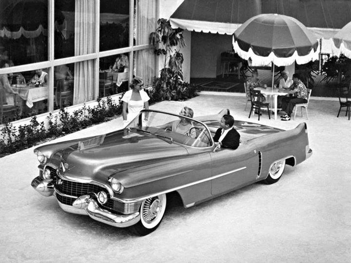 1953 Cadillac Le Mans concept. 10896_10