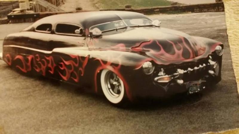 "1951 Mercury - Great Balls of Fire -  Joe -""The Fonz"" Carloni 10898010"