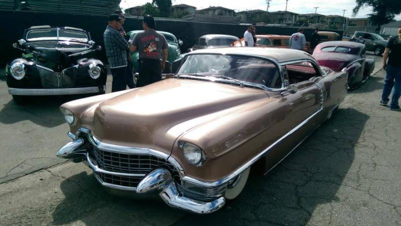 Cadillac 1954 -  1956 custom & mild custom - Page 2 112