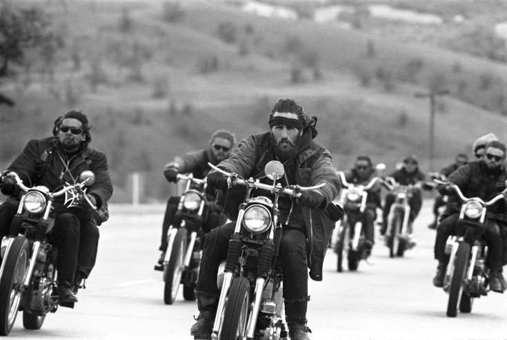 LIFE Rides With Hells Angels, 1965 - Life Magazine 11465710