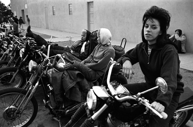 LIFE Rides With Hells Angels, 1965 - Life Magazine 11465711