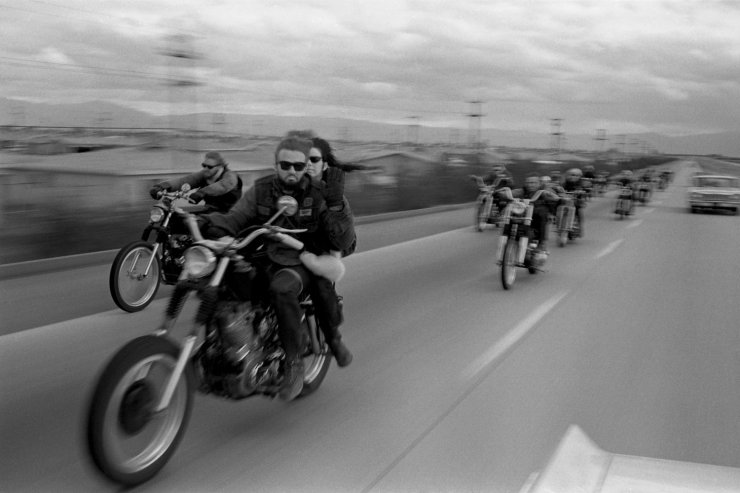 LIFE Rides With Hells Angels, 1965 - Life Magazine 11465715