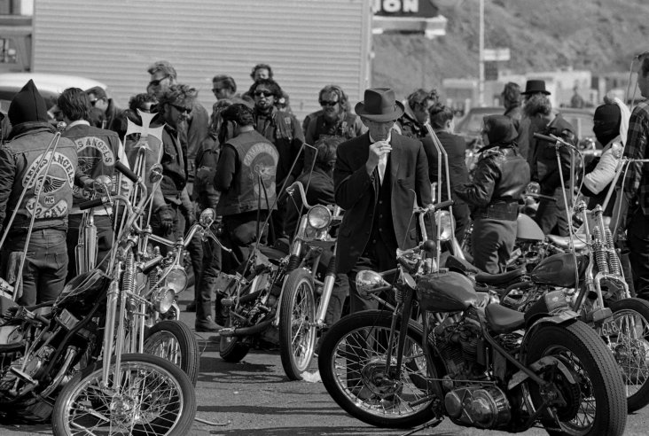 LIFE Rides With Hells Angels, 1965 - Life Magazine 11465810