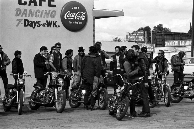 LIFE Rides With Hells Angels, 1965 - Life Magazine 11465811