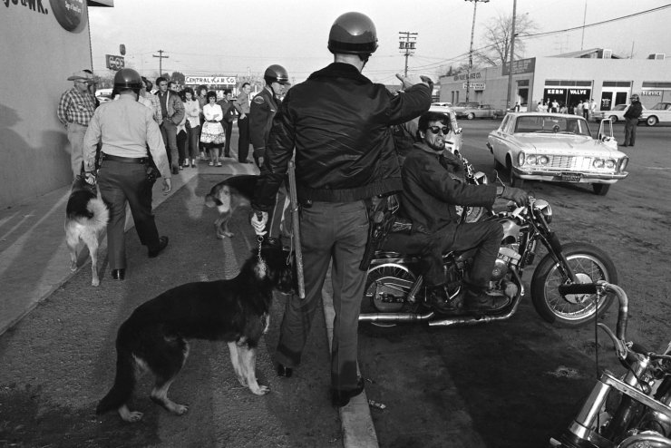 LIFE Rides With Hells Angels, 1965 - Life Magazine 11465813