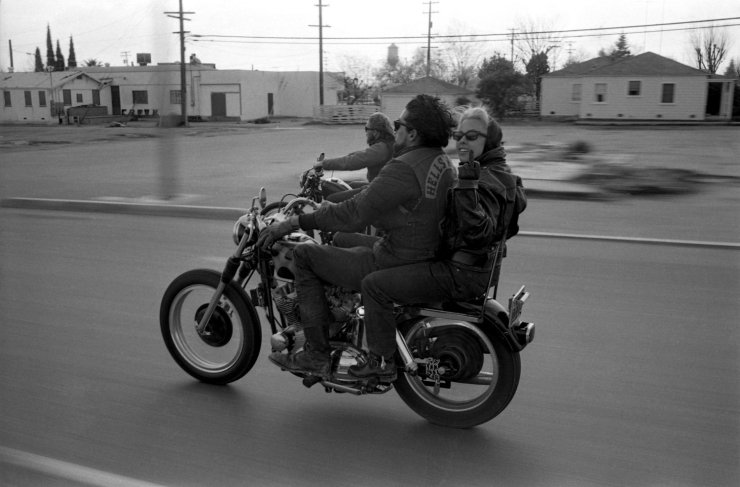 LIFE Rides With Hells Angels, 1965 - Life Magazine 11465816