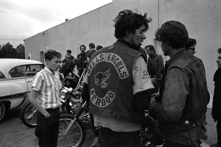 LIFE Rides With Hells Angels, 1965 - Life Magazine 11465818