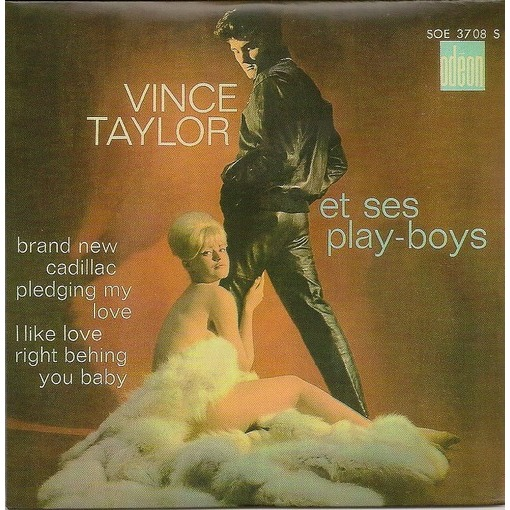 Vince Taylor & the PlayBoys 11468310