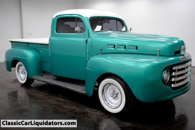 Ford¨Pick up 1948 - 1951 custom & mild custom 115
