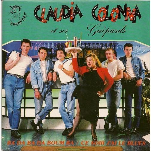 Claudia Colonna & ses guépards - Rockabilly à la télé 11555710