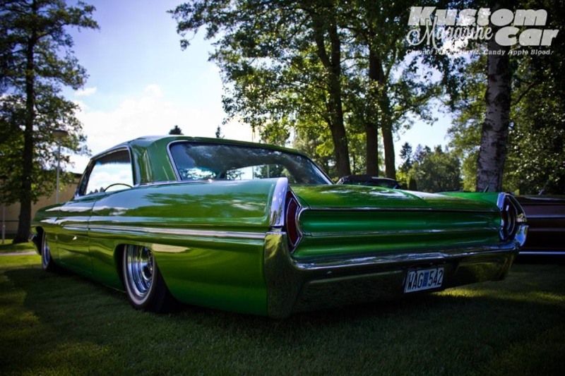 Pontiac 1959 - 62 custom & mild custom 11577210