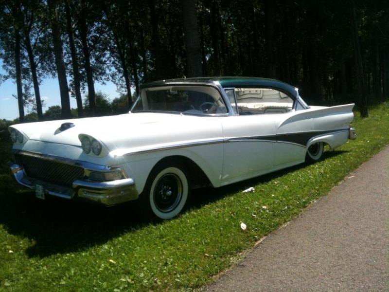 Ford 1957 & 1958 custom & mild custom  - Page 4 11749610