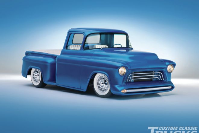 Chevy pick up  1955 - 1959 custom & mild custom - Page 2 1207cc10