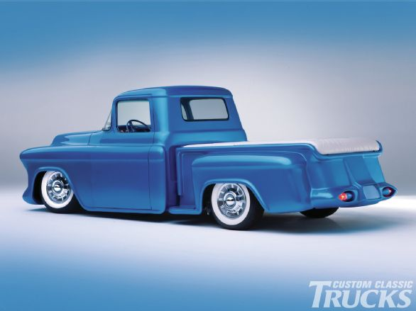 Chevy pick up  1955 - 1959 custom & mild custom - Page 2 1207cc12