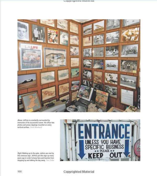 Dean Jeffries: 50 Fabulous Years in Hot Rods, Racing & Fil - Tom Cotter - motorbooks 1214