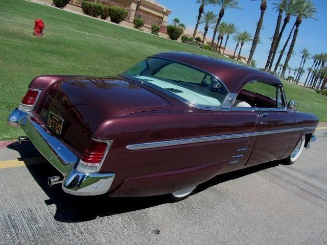 Mercury 1952 - 54 custom & mild custom - Page 2 12244413