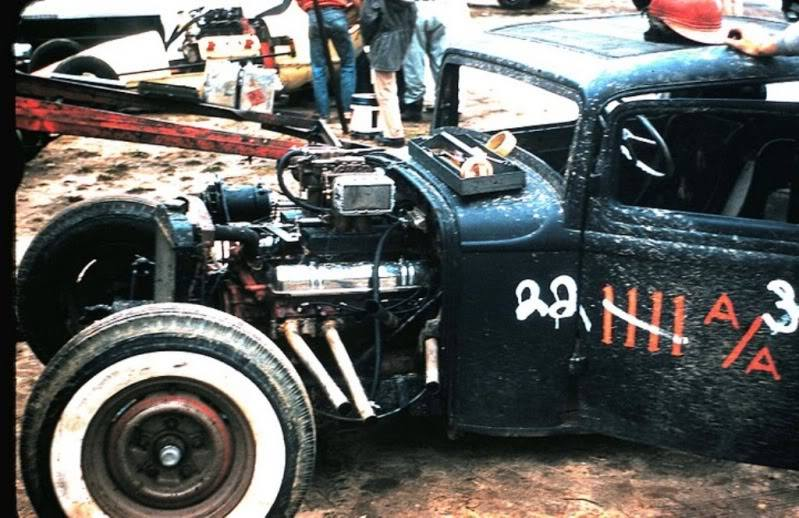 1950's & 1960's hot rod & dragster race 12403510