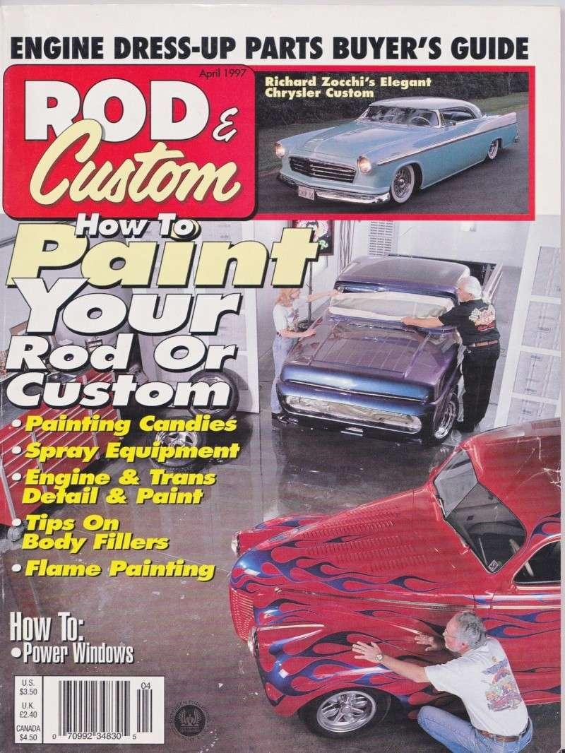 Chrysler & DeSoto 1955 - 1956 custom & mild custom 126