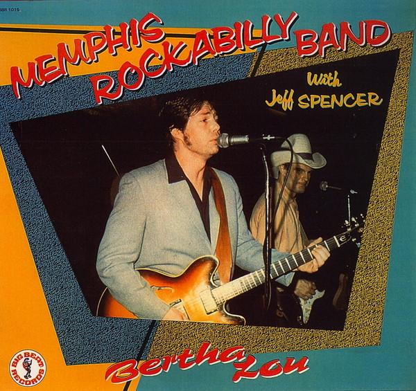 Memphis Rockabilly Band - Lindy rock  12b3c210