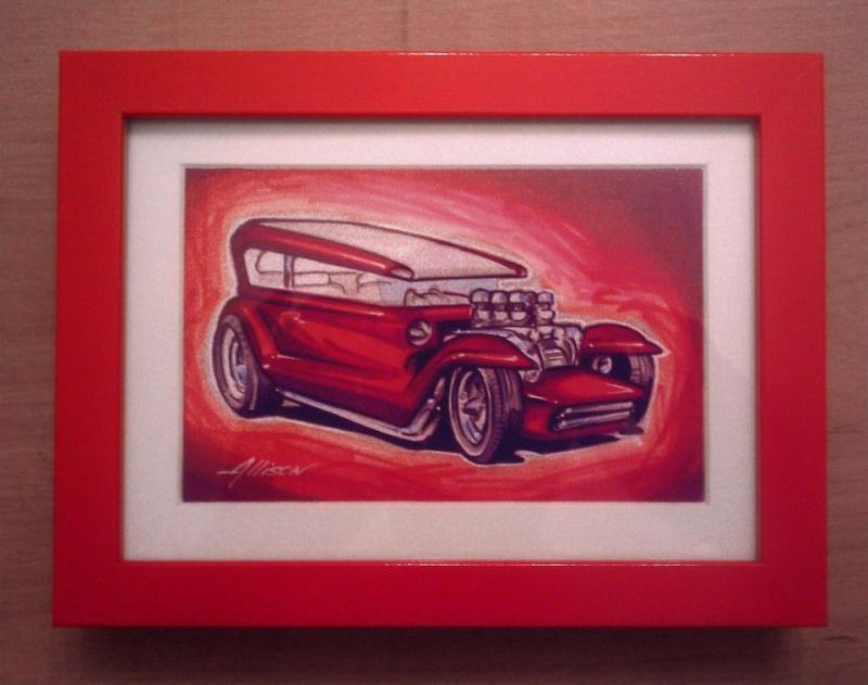 Jeff Allison - designer hot wheels and illustrations 13046_10