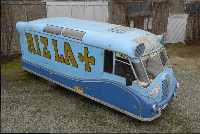 Les véhicules de la Caravane du Tour de France 1950's & 1960's - Page 3 131