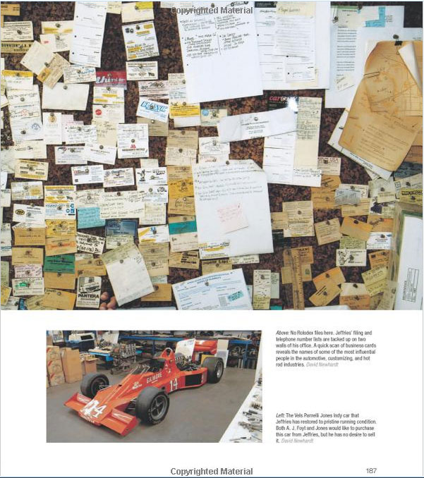 Dean Jeffries: 50 Fabulous Years in Hot Rods, Racing & Fil - Tom Cotter - motorbooks 1315