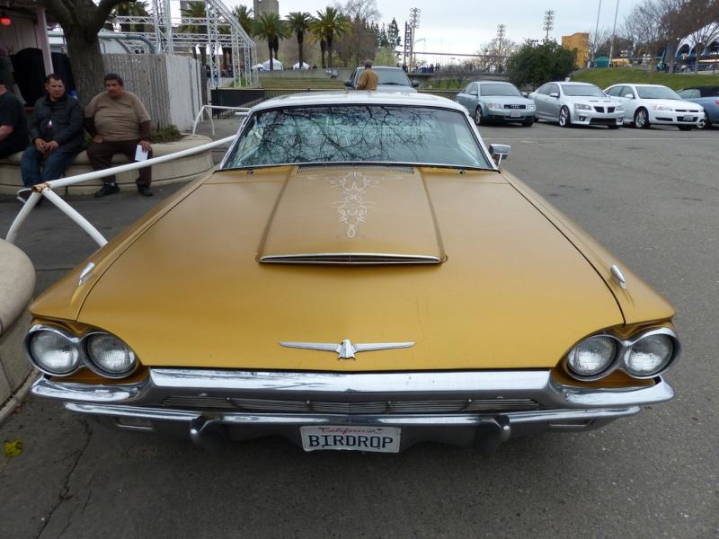 Ford Thunderbird 1964- 1966 custom & mild custom 13342210
