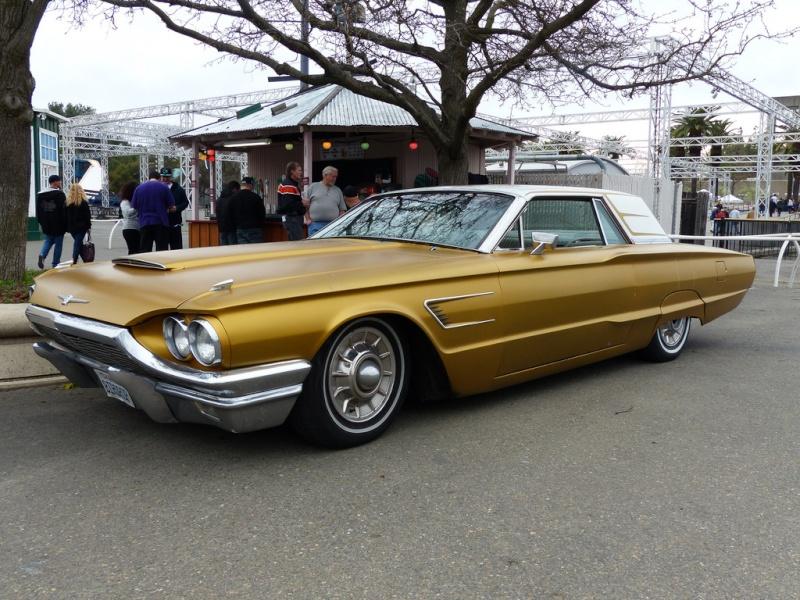 Ford Thunderbird 1964- 1966 custom & mild custom 13342211