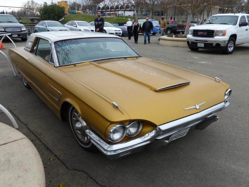 Ford Thunderbird 1964- 1966 custom & mild custom 13342510