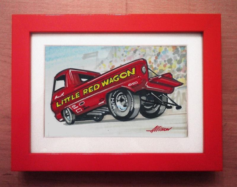 Jeff Allison - designer hot wheels and illustrations 13570_10