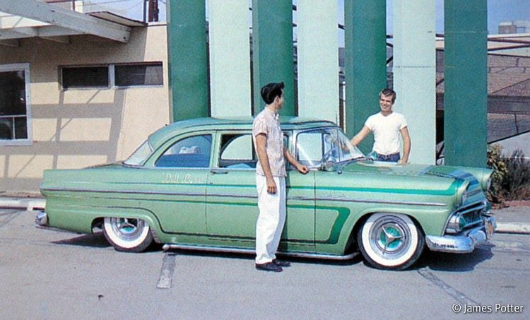custom cars in the street ( 1950's & 1960's) - Page 2 13741610