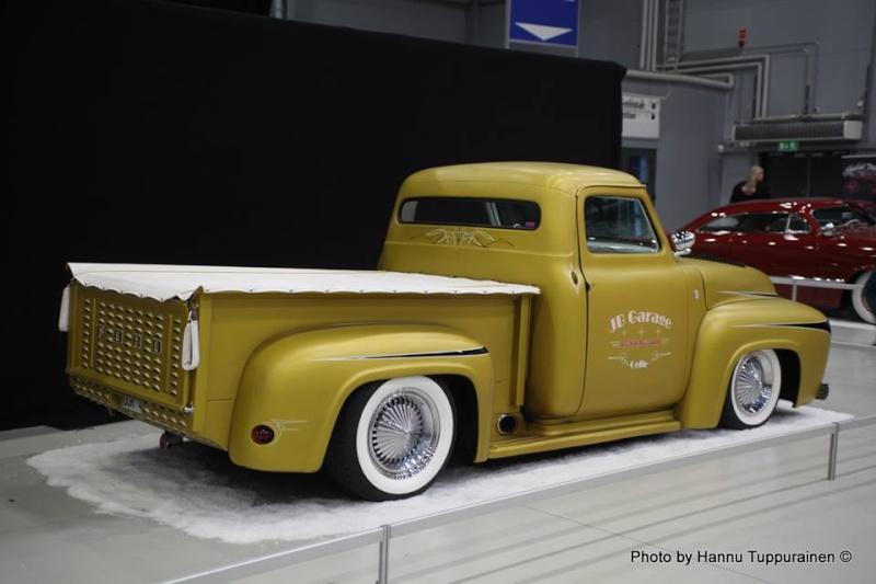 Ford Pick Up 1953 - 1956 custom & mild custom - Page 2 13785310