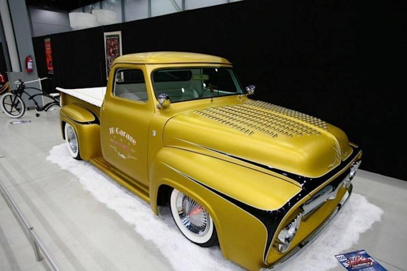 Ford Pick Up 1953 - 1956 custom & mild custom - Page 2 13800310