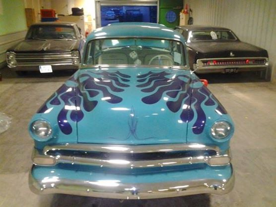 Chevy 1953 - 1954 custom & mild custom galerie - Page 7 13813510