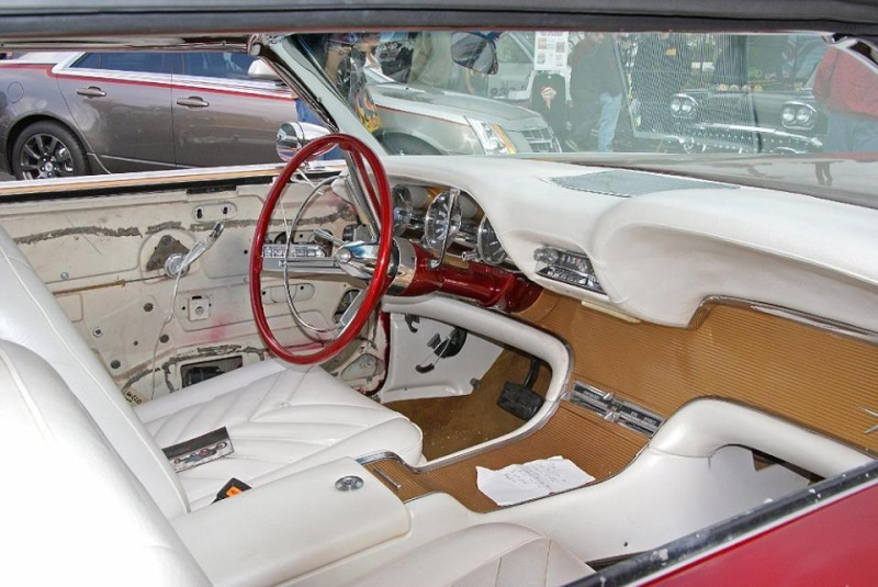 Ford Thunderbird 1961 - 1963 custom & mild custom - Page 3 13852911