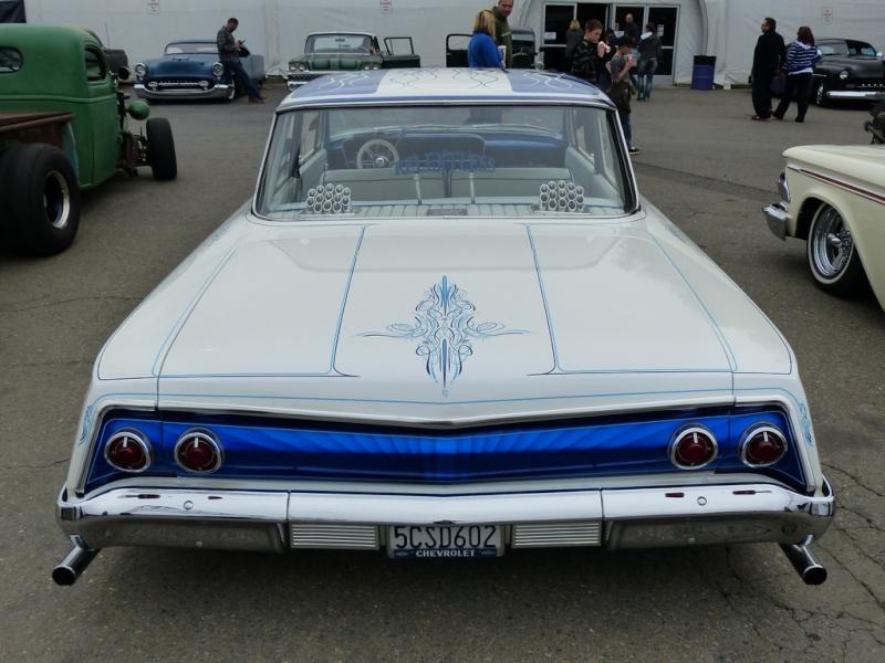 Chevrolet 1961 - 64 custom and mild custom 13887611